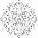 Wood Coloring Pages Carved Printable Mondaymandala Carving Patterns Mandala Woods Flowers Least sketch template