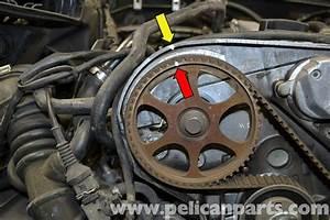 Audi A4 Engine Timing Change Diagram