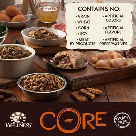 wellness core natural grain  dry dog food  dogmalcom
