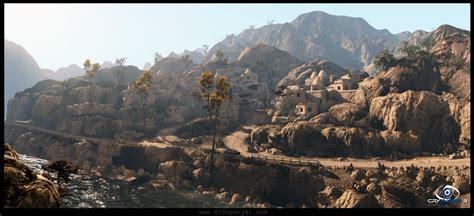 max mountain tim spanjer 3d environment artist