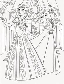 HD wallpapers princess coloring pages frozen