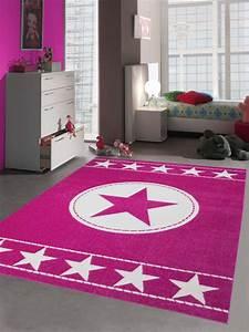Teppich Kinderzimmer Sterne : kinderteppich spielteppich kinderzimmer teppich sternteppich sterne pink creme ebay ~ Eleganceandgraceweddings.com Haus und Dekorationen
