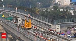 kochi metro: Clarity on Metro contractor likely by April ...