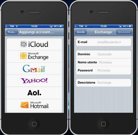 gmail push iphone come attivare le notifiche push di gmail su iphone