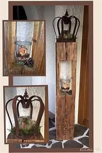Herbstdeko Holz Selber Machen : die besten 25 holzdeko ideen auf pinterest holzarbeiten ~ Whattoseeinmadrid.com Haus und Dekorationen