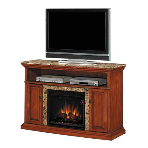 electric fireplace tv stand costco brighton tv stand with 23in electric