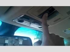 BMW Sunroof Initialization Procedure Panoramic Roof YouTube