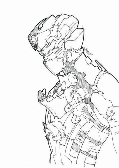 Isaac Clarke Invisible Hand Spectre Operative Deviantart
