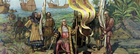 Eroberung Amerikas: Forscher: Mit Kolumbus kam der ...
