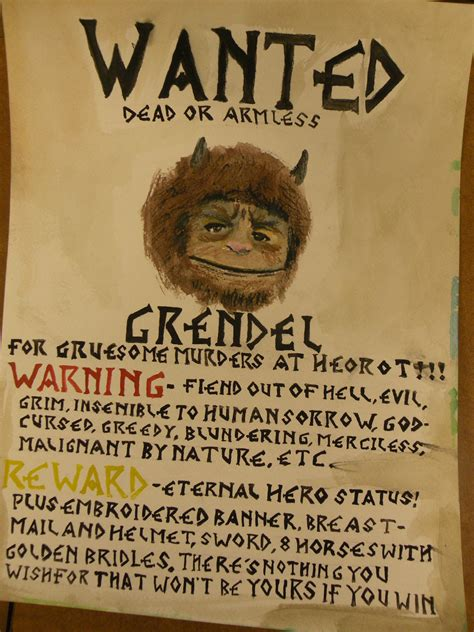 beowulf ap english