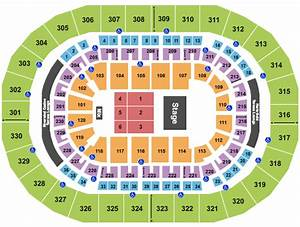 Chesapeake Energy Arena Oklahoma City Ok Seating Chart Chesapeake Energy Arena Seating Chart Maps Oklahoma City