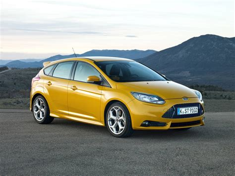 Ford St by Ford Cars News Focus St Pricing And Specifications