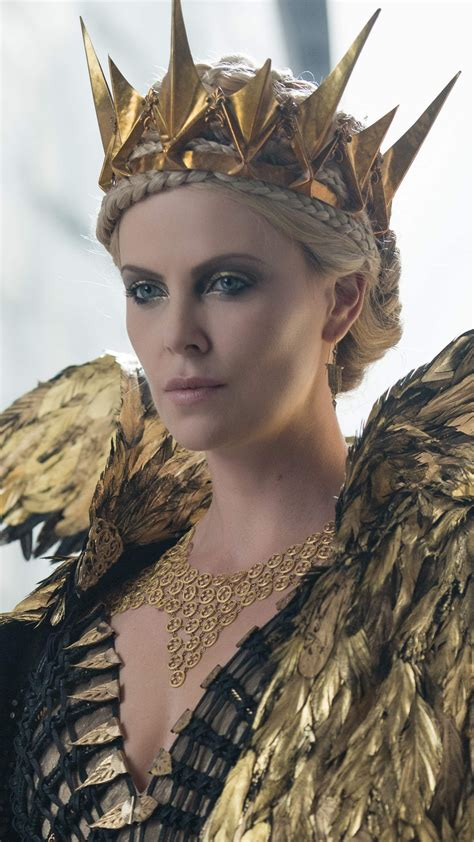 Charlize Theron Best Wallpaper The Huntsman Winter S War Charlize Theron Best