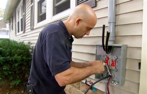 How Upgrade Electric Meter Amp Service This