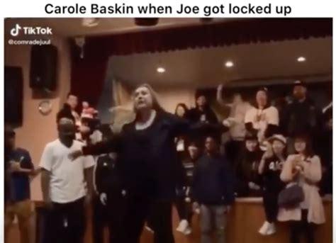 baskin carole joe dance locked got meme shut take
