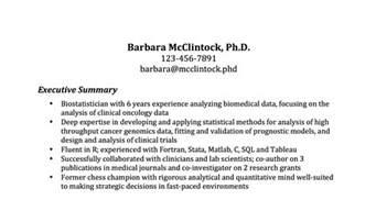 importance of resume in points executive summary resume exle berathen