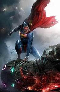 """Exclusive """"Action Comics #1000"""" Variant Cover by Francesco ..."""
