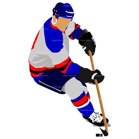 Hockey Player Clip Art Free