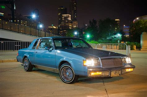polish lowrider  buick regal