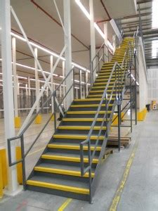 quickstep structural stair system hobbs dock  door