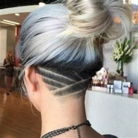 25  best ideas about Undercut long hair on Pinterest