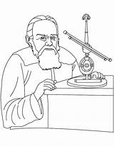 Coloring Pages Galileo Galilei Henry Thermometer Hudson Sheets Colouring Printable Activities Mystery History Social Science Getcolorings Grade Thermometers Visit Sketches sketch template