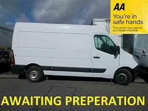 Vauxhall  Movano  Panel Van  2015  Manual  2298  Cc