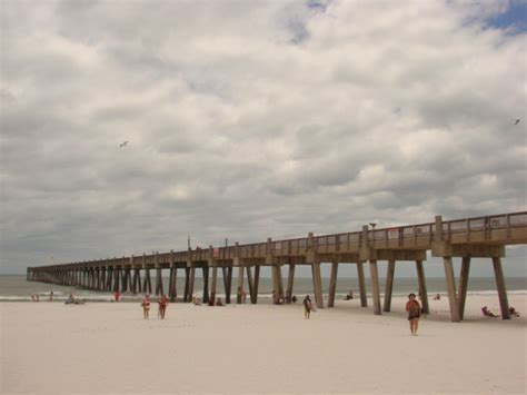 Teri Heyer, Writer/Dreamer: Pensacola Beach Waves Goodbye ...