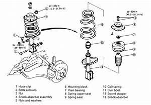 1998 Mazda 626 2 L Fuse Diagram