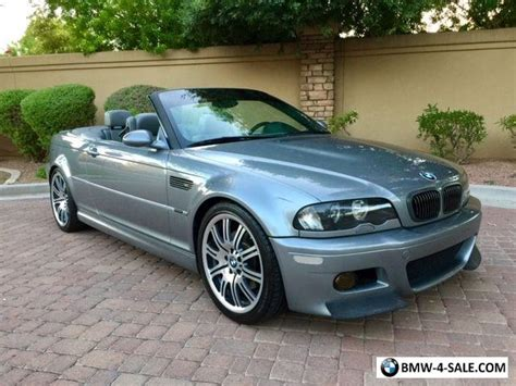 E46 Csl For Sale by 2003 Bmw M3 E46 M3 Convertible Csl Zhp For Sale In United