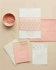 74 modern wedding invitations martha stewart weddings With wedding invitations wording martha stewart