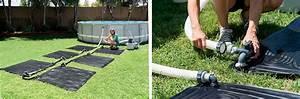 Fabriquer Chauffe Eau Solaire : chauffage solaire de piscine intex ~ Melissatoandfro.com Idées de Décoration