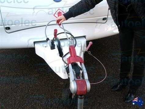 Boat Trailer Nose Weight by Milenco Tow Nose Weight Scales Guage Indicator