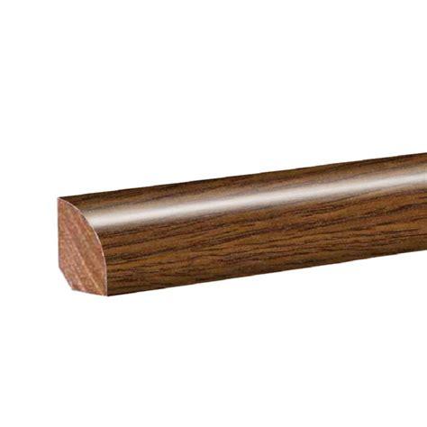 pergo flooring quarter pergo homestead oak 0 62 in thick x 0 75 in wide x 94 5 in length laminate quarter round