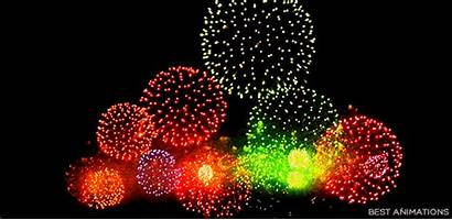 Fireworks Gifs Animated Animation Diwali Happy Birthday