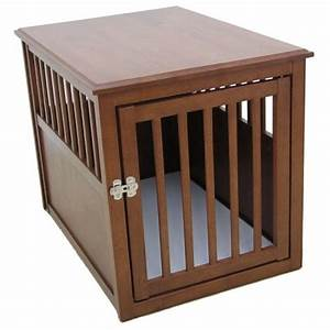 dog crate table large With big dog crates