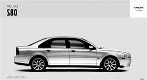 05 Volvo S80 2005 Owners Manual