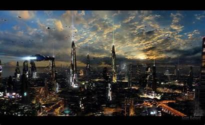 Futuristic Fi Sci Digital Onextrapixel Breathtaking Arts