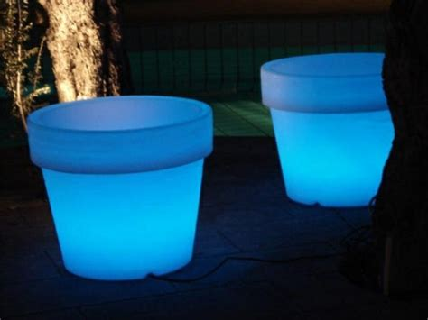 illuminated flower pot fantastic exles room