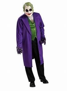 Joker Kostuem Make Up Ideen Herren Damen