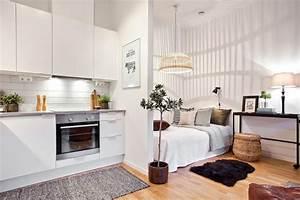 Erste Eigene Wohnung Einrichten : source svensk fastighetsf rmedling interior in 2018 pinterest einzimmerwohnung kleine ~ Markanthonyermac.com Haus und Dekorationen