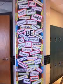 Be Bulletin Board Idea