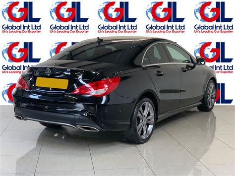 The new facelift of the cla is cheaper than the outgoing model and is priced from rs. Mercedes Benz Cla Class 2017/0 - Global Int Ltd