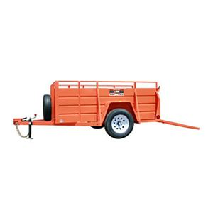 utility dump trailer rentals rent trailers  home depot rental english content