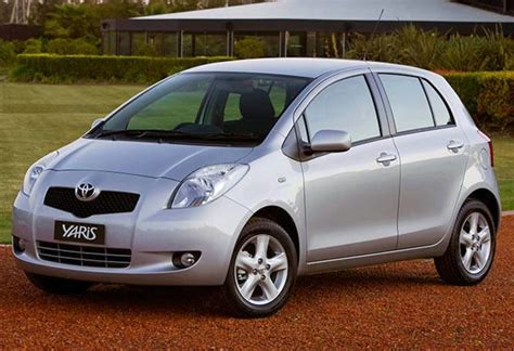 toyota yaris review   carsguide