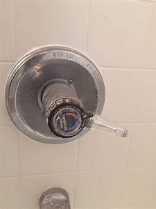 Delta Monitor Shower Faucet Handle Removal