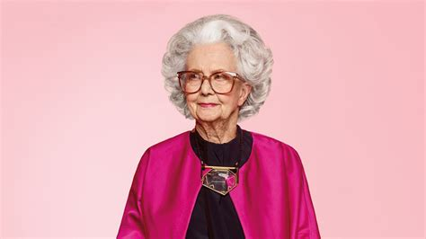 British Vogue Features 100-year-old Model Bo Gilbert In