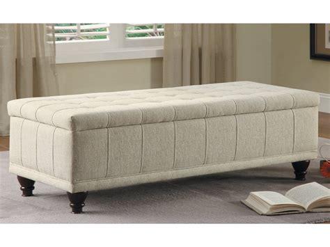 Storage Bench Seat Bedroom