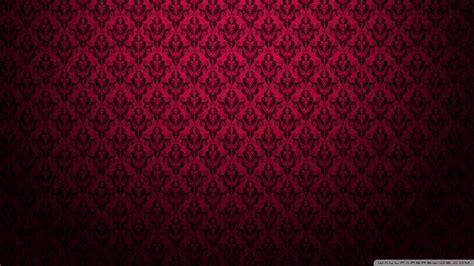 Red Pattern 4k Hd Desktop Wallpaper For 4k Ultra Hd Tv