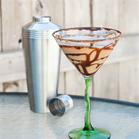 A shot or two can also be added to hot coffee as a digestif, poured over ice cream or used in cheesecakes. Tiramisu Martini - A Year of Cocktails